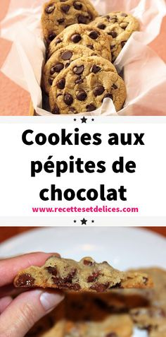 Cookies Et Biscuits, Muffins, Snacks, Cooking, Grands Parents, Breakfast, Simple, Recipes, New York