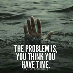Problem is time