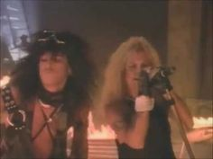 Mötley Crüe - Dr. Feelgood (Official Music Video) - YouTube
