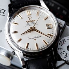 1967 Omega Constellation Automatic Chronometer