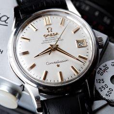 Omega Constellation Automatic Chronometer