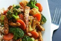SiempreMujer.com: Cerdo frito tailandés