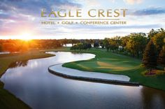 $35 for 18 Holes with Cart and Range Balls at Eagle Crest Resort and Golf Club in Ypsilanti ($74 Value. Expires October 31, 2016!)