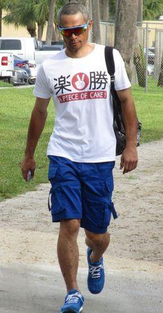 Cool T Shirts, Tee Shirts, Ichiro Suzuki, Buy T Shirts Online, Tee Shirt Designs, Piece Of Cakes, Funny Tshirts, Sporty, Guys