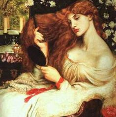 Image result for women with flowers in renaissance painting