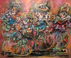 Buy Fore and aft, Oil painting by Erno Toth on Artfinder. See the VamosiArt gallery on Artfinder! More than 670 original paintings and sculptures of Hungarian and slovak artists at the best prices. Paintings directly from artists' studios. Oil Painting On Canvas, Canvas Art, Original Art, Original Paintings, Abstract Expressionism Art, Buy Art, Cool Pictures, Saatchi Art, Sculptures