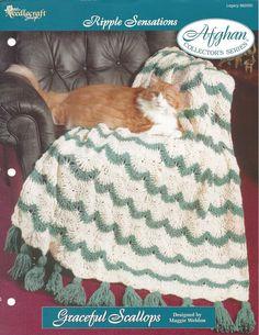 🔯 Coberta em Crochê Hippie Ondulações - Deliciosamente Quadrados em croché incomum ...  /  🔯 Covered Crochet Hippy - Delightfully Uncommon Crochet Squares...
