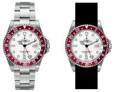 RolexMagazine.com Cherry Vanilla GMT Design Idea - Rolex Explorer II