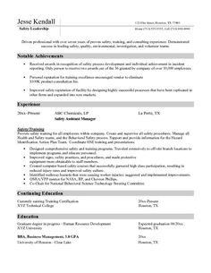 This printable resume template puts the emphasis on academic ...