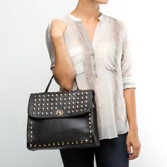 'Hallock' Handbag from ShoeDazzle [only $49]