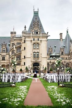 biltmore estate wedding venue :)