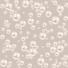 Seamless Pearl Background