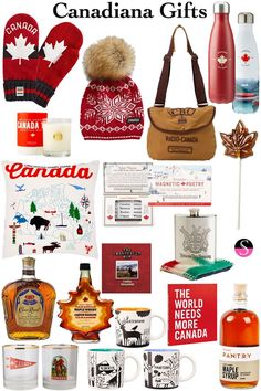 The best Made in Canada and Canadiana Gifts for the season! Perfect gifts for expats, friends abroad or your fellow Canadians, eh! Canadian Snacks, Canadian Gifts, Canadian Things, Canada Cup, Canada Canada, Goft Ideas, Canada Day Fireworks, Canadian Christmas, Stag And Doe
