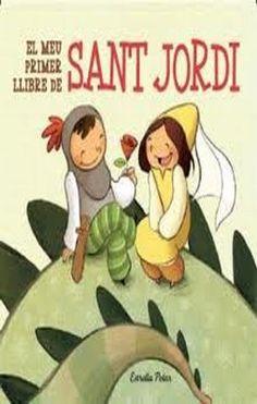 El meu primer llibre de Sant Jordi
