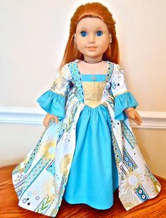 Girl Doll Clothes, Girl Dolls, Menorah Candles, Thing 1, Blue Flames, The Eighth Day, Festival Lights, Gorgeous Fabrics, Summer Dresses