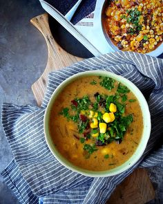 Andouille Corn Chowder: The Gourmet Kitchen Cookbook