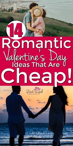 Valentine's Day doesn't have to break the bank. If you're on a budget, use these great ideas to celebrate love on a shoestring. These fun date activities are easy and cheap! #valentinesday #budget #inexpensive #datenight #marriage #pintsizedtreasures