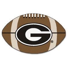 "Floor Mat 1'2""X2'2"" Fanmats Team Color, Georgia Bulldogs"