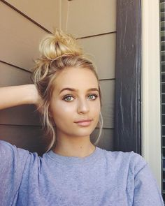 """[ FC: Jacy Jordan ]: """"Hi! I'm Jacy. I'm 20 years old and single. I have a three year old little girl named Emma. Her father left, because he didn't want a kid just yet. I like music, photography, and reading. I also enjoy art. I'm pretty weird, but who isn't? I'm a shy person at first, but I'm also an odd person once you get to know me. So yeah. Intro?"""""""