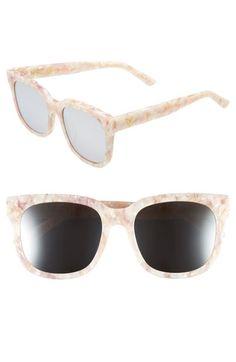 afa52ecea53 Gentle Monster 56mm Retro Sunglasses available at  Nordstrom Retro  Sunglasses