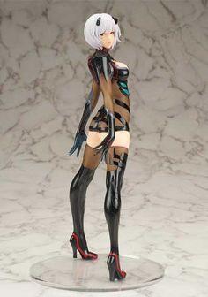 Neon Genesis Evangelion Rebuild of Evangelion Rei Ayanami Figure by Flare