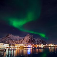 Explore Norway, Northern Lights with Hurtigurten Cruises. If you're looking for a different kind of itinerary, this Norway cruise offers a one-of-a-kind opportunity to see the Northern Lights. Northern Lights Cruise, Northern Lights Norway, See The Northern Lights, Australia Travel, Travel Inspiration, Travel Destinations, Places To Visit, Explore, Bucket