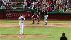 2015/05/13  Pittsburgh Pirates @ Philadelphia Phillies . By Jeff Francoeur . . . #mlb #pirates #phillies #assist #jefffrancoeur #whatathrow #perfectthrow #보살 #끝내기보살
