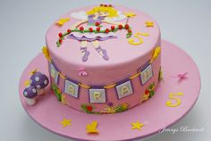 Jennys Backwelt: Eine Prinzessin zum Geburtstag