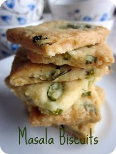 Easycooking: Masala Biscuits