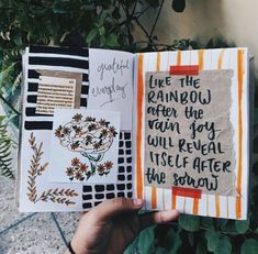 Travel Journal Pages, Art Journal Pages, Art Pages, Art Journals, Journal Layout, My Journal, Bullet Journal Font, Creative Journal, Bullet Journal Inspiration
