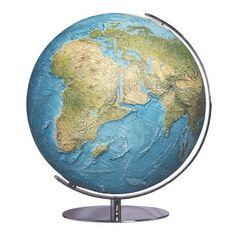 Columbus Globe Ravensburg Illuminated Desktop Globe