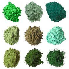 pigment. #coloreveryday