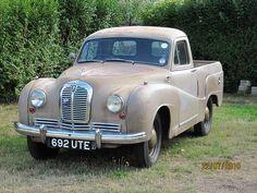 1951 Austin A70 15CWT pikap -