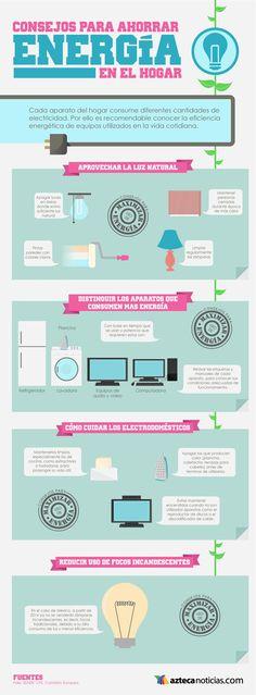 Consejos para ahorrar energía
