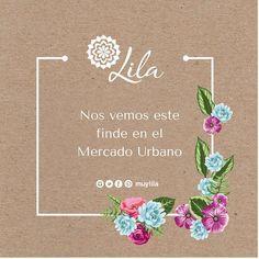 Este sábado 19 y domingo 20 de agosto nos vemos en el @MercadoUrbanoCDS - Tendremos Ofertas - #muylila #MercadoUrbano #ecofriendly #local #panama