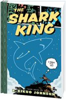 TOON Books - Shark King!