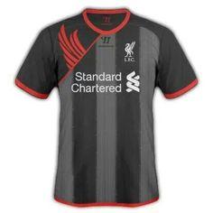 LFC 3rd kit #YNWA