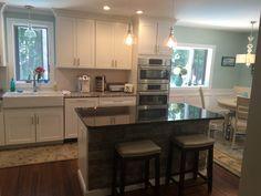 Our new white kitchen