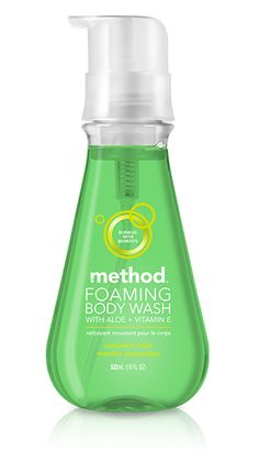 quick. name of two of the most refreshing things you can imagine. first you said mint, and then you said cucumber, right? hey, even if you didn't it's a mathematical fact that cucumber + mint = fresh². which makes this heavenly, herbaceous scent the very essence of freshness in fragrance form. #showerstyle