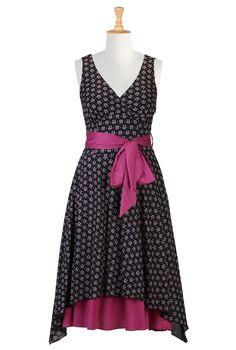 Women's Designer Dresses - Prom Dress, Homecoming Dress, Party Dress - Shop womens Full sleeve dresses | eShakti.com