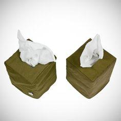 Ace Tissue Box Cover