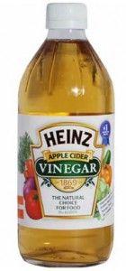 apple cider vinegar to get rid of fleas