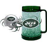 New York Jets Freezer Mugs