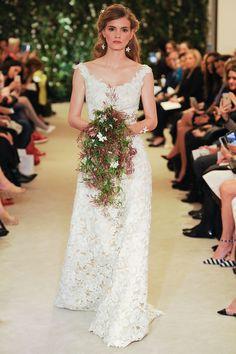 Carolina Herrera Collection New York Bridal Market 2016
