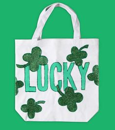 St. Patty's Day Tote