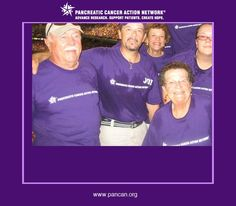 #ShowUsYourPurple! My family came out to support me. I threw out the first pitch at a Cardinals / Cubs game. http://www.facebook.com/JointheFight/app_363537963719996