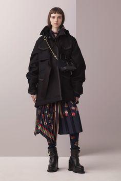 Sacai Autumn/Winter 2017 Pre Fall Collection | British Vogue