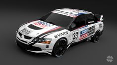 Liqui Moly Racing Team - M. Rybníček (Mitsubishi Lancer Evo VIII) - design for season 2013.