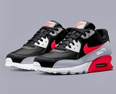 size 40 07e9e 2b858 The Nike Air Max 90 Black Infrared (Style Code  is another take on the  classic OG Air Max 90 Infrared release that will be available fall
