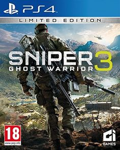Sniper Ghost Warrior 3 Ps4 – PlayStation